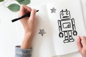 AIと人間の三題噺
