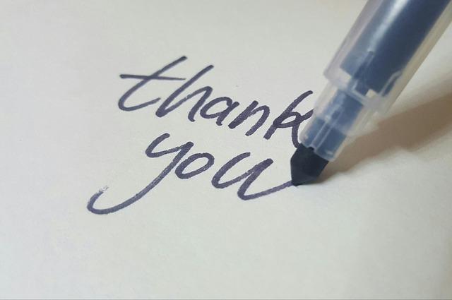 本当にありがとうございました!